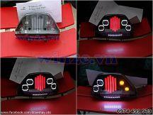 Bộ đèn Hậu (đèn Lái) xe Dream độ Led Audi nguyên bộ