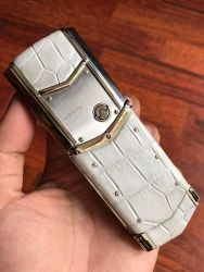 Vertu Signature S Pure White With Diamond
