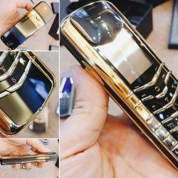Vertu Signature M Gold Edition