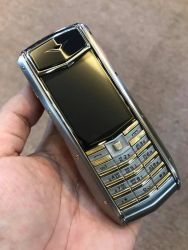 Vertu Ascent Ti Mixed Metal