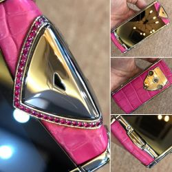 Vertu Constellation Touch Candy Raspberry