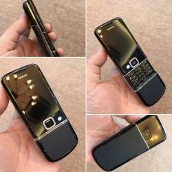 Nokia 8800 Arte Black With Diamond