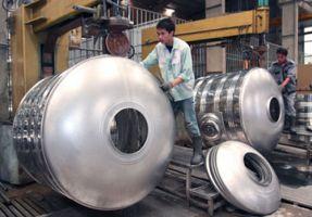 Sản xuất bồn nước inox
