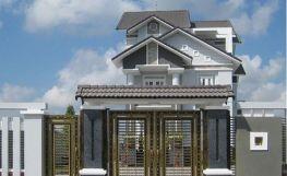 Các mẫu thiết kế cửa cổng biệt thự đẹp nhất hiện nay