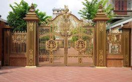 Tiêu chí chọn cổng biệt thự đẹp