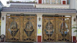 Một số bí quyết về việc lựa chọn cổng biệt thự đẹp