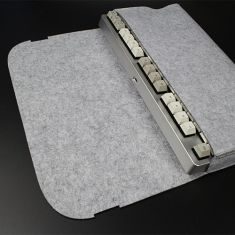 Túi giả da lộn cho bàn phím cơ(Fullsize/TKL/Mini/Leopold 660m)