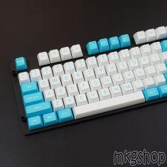 Keycap SA Maxkey Cyan-White (119 nút)