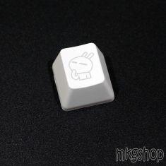 Keycap lẻ Tzuki trắng xuyên led