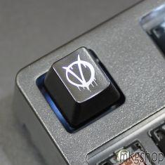 Keycap lẻ V xuyên led