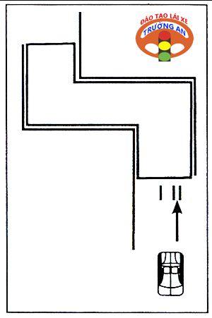 Bài 5: Qua ngã tư có tín hiệu điều khiển giao thông lần 1