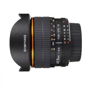 Samyang 8mm F3.5 - Chính hãng