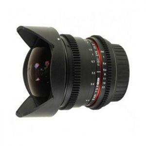 Samyang 8mm T3.8 Fisheye VDSLR II - Chính hãng