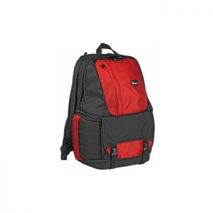 Lowepro Fastpack 250 Backpack (Red/Black)
