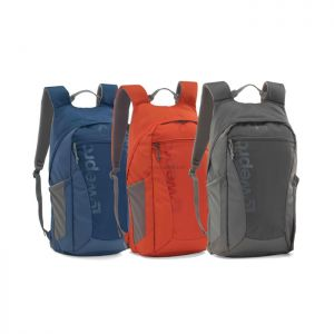 Lowepro Photo Hatchback 16L AW  (Gray/Red/Blue)
