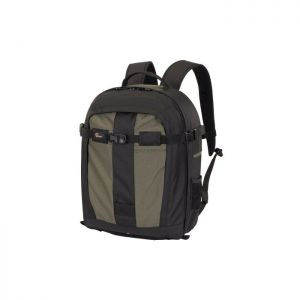 Lowepro Pro Runner 300 AW Backpack (Black /Pine Green)