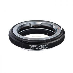 Ngàm chuyển từ Leica M sang Sony Nex-E Silver/Black - Chính hãng