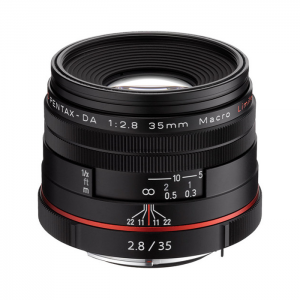 Pentax DA 35mm F2.8 Macro Limited
