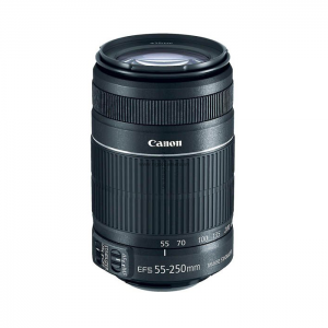 Canon EF-S 55-250mm F4-5.6 IS STM - Mới 100%
