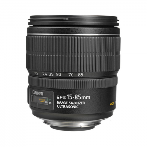 Canon EF-S 15-85mm F3.5-5.6 IS USM - Mới 100%