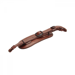 Herringbone Heritage Hand Grip Type 1 Hand Strap - Brown