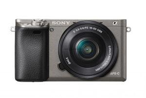 Sony Alpha A6000 Kit 16-50mm (Grey) - Chính hãng