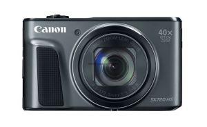 Canon PowerShot SX720 HS - Mới 100% - Màu Đen
