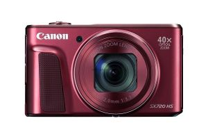 Canon PowerShot SX720 HS (Red) - Mới 100%