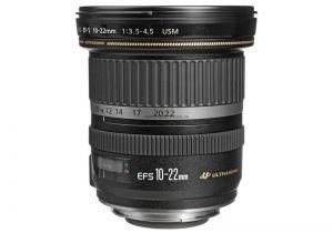 Canon EF-S 10-22mm F3.5-4.5 USM - Mới 100%