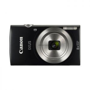 Canon IXUS 185 (Black/Red) - Chính hãng