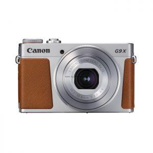 Canon PowerShot G9 X Mark II (Silver)