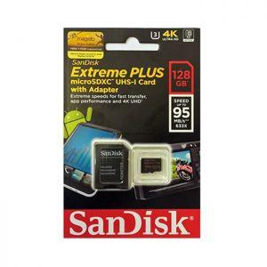 Sandisk Micro SD Extreme Plus 128GB 95MB/s 633x - Chính hãng