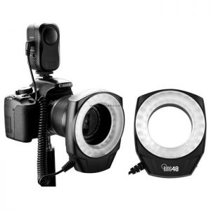 Đèn Flash Godox chụp Macro Ring48