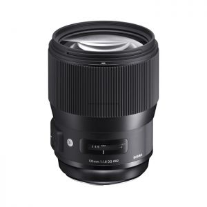 Sigma 135mm F1.8 DG HSM Art for Canon/Nikon - Mới 100%