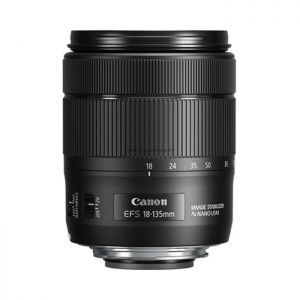 Canon EF-S 18-135mm F3.5-5.6 IS USM - Mới 100%