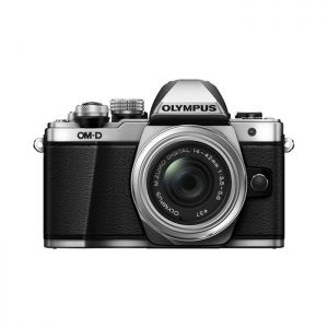 Olympus E-M10 Kit 14-42mm F3.5-5.6 EZ (Silver)
