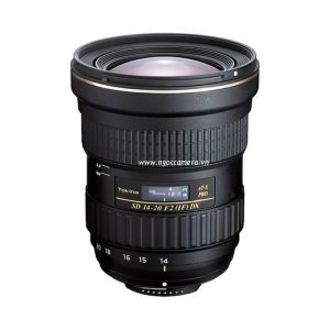 Tokina 14-20mm F2 Pro DX for Canon/Nikon
