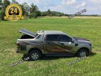 Không Thể Cưỡng Lại Trước Chiếc Nắp Thùng Ford Ranger Alpha