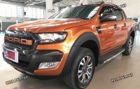 Viền cua lốp thái lan xe Ford Ranger - Mẫu trơn