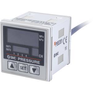 Bộ điều khiển cảm biến áp suất SMC PSE200 PSE201