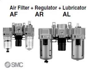 bộ lọc ba SMC  AC Series