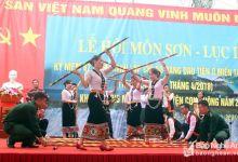 Khai hội Môn Sơn - Lục Dạ