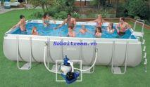 Hồ bơi chữ nhật siêu lớn Intex 28352