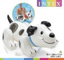 Phao bơi intex hình chó đốm 57521