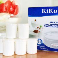 Máy làm sữa chua cao cấp KIKO 8 cốc