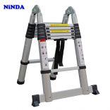 Thang nhôm rút gọn chữ A Ninda ND-44AL