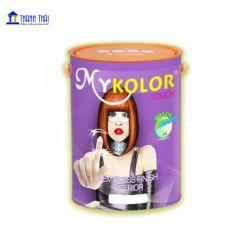 Sơn nội thất bóng mịn Mykolor Touch Semigloss For Int