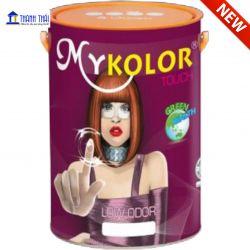 Sơn nội thất không mùi Mykolor Touch Low Odor
