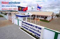 Naviwindow - Thi công lắp đặt cửa cho dự án CP Ninh Thuận