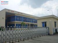 Naviwindow thi công hạng mục nhôm kính KCN Tân Đô
